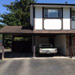 Port Coquitlam garage before