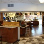 BCIT Campus Cafeteria after