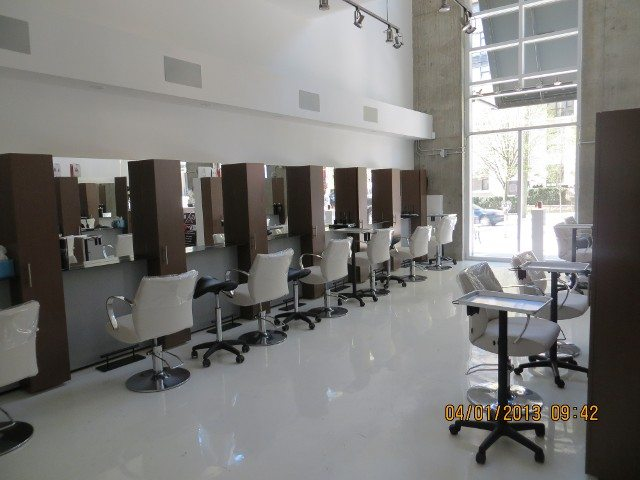 C-20 Salon after