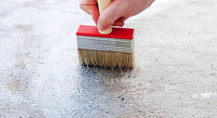 Acid Staining Concrete
