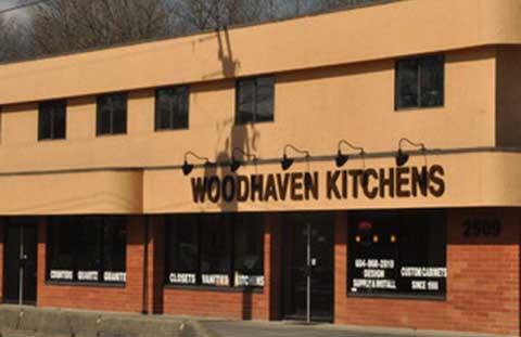 woodhaven kitchens