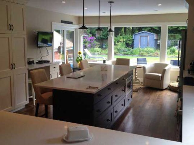 TOTL kitchen renovations