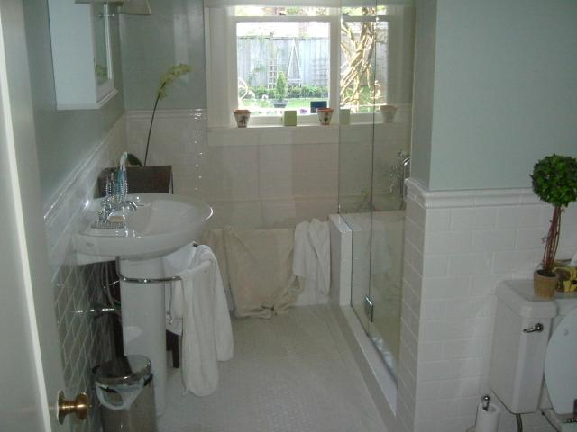 Harrison Main Bathroom Renovation After