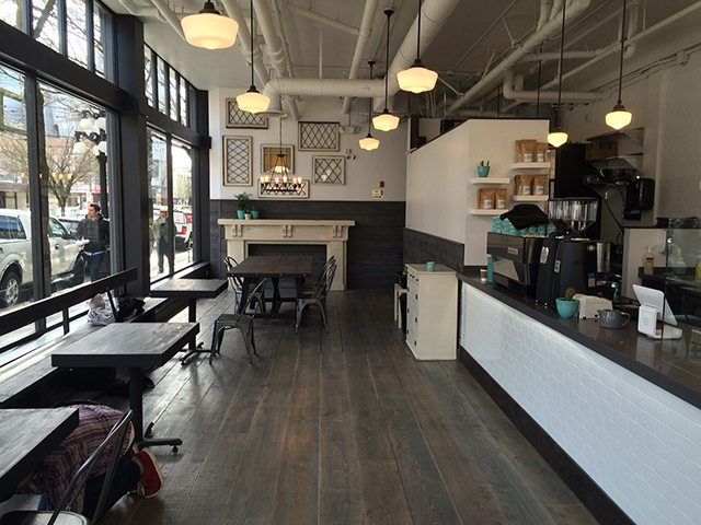 Prado Coffee Shop After