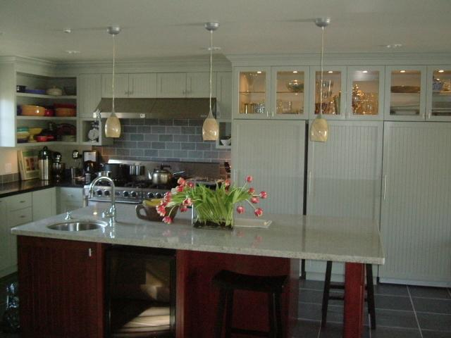 Rogers Kitchen/Family Room Remodel After