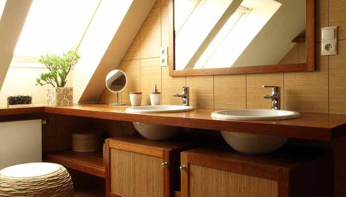 Bathroom renovations - vanity