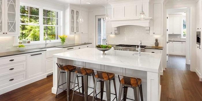 Designer Kitchen Remodeling Project