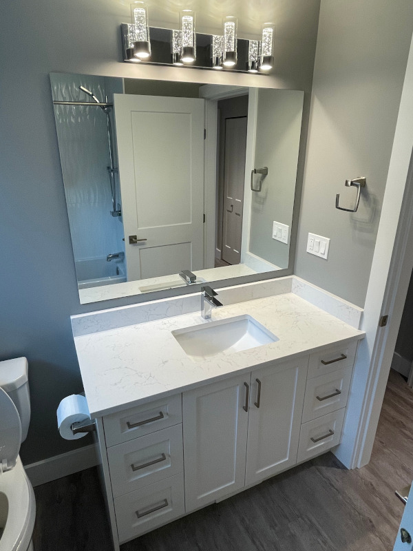 Mansfield Ensuite After